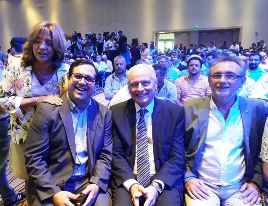 Reunión de Gobernadores de Chaco, Santa Fe y Santiago del Estero