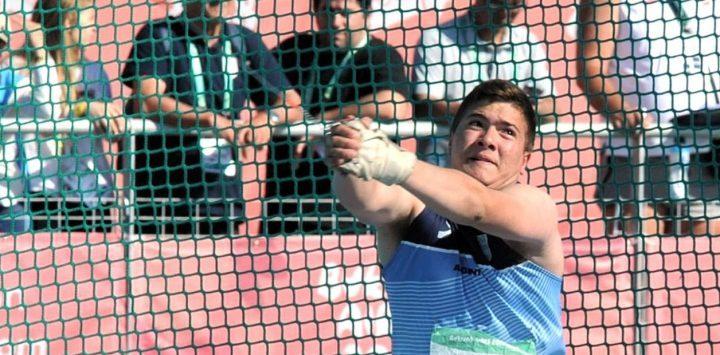 El atleta Julio Nóbile fue incluido en el programa de Transición al Alto Rendimiento (TAR)