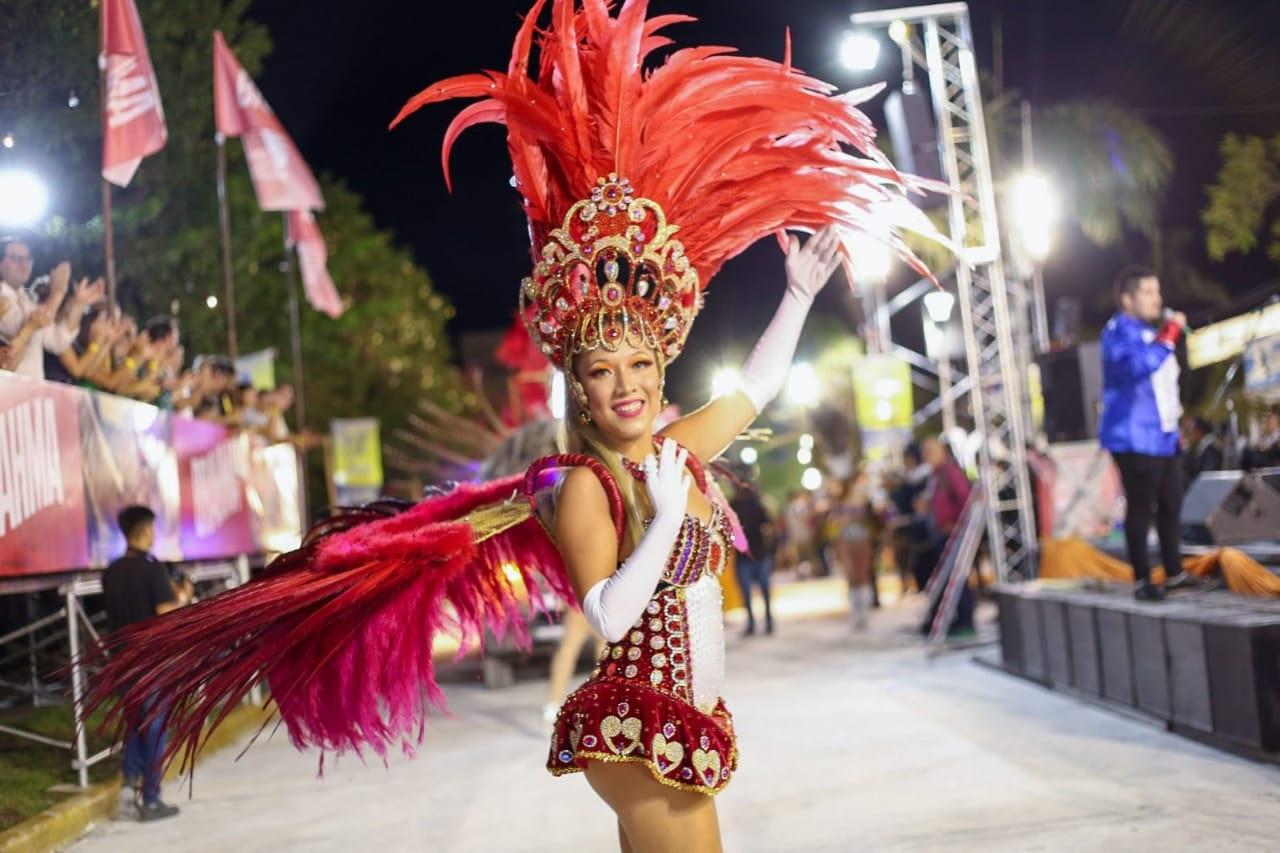 Espectacular debut de los Carnavales 2020