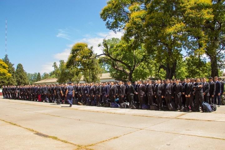 La provincia incorpora 478 nuevos policías