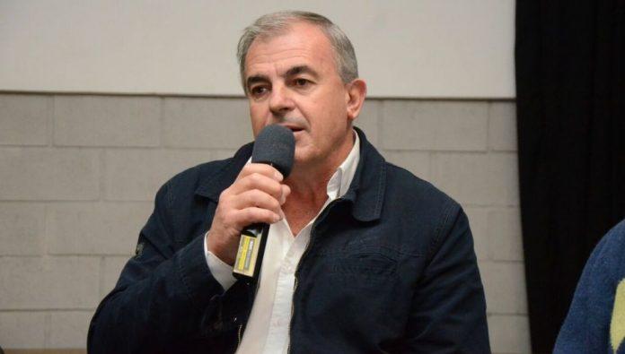Roberto Lorenzini fue designado Delegado de la Región II de Educación