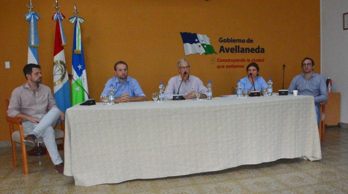 El Intendente Scarpin anunció medidas frente a la emergencia