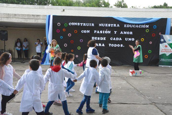 El acto oficial de inicio de clases será en la Escuela de Barrio Padre Celso