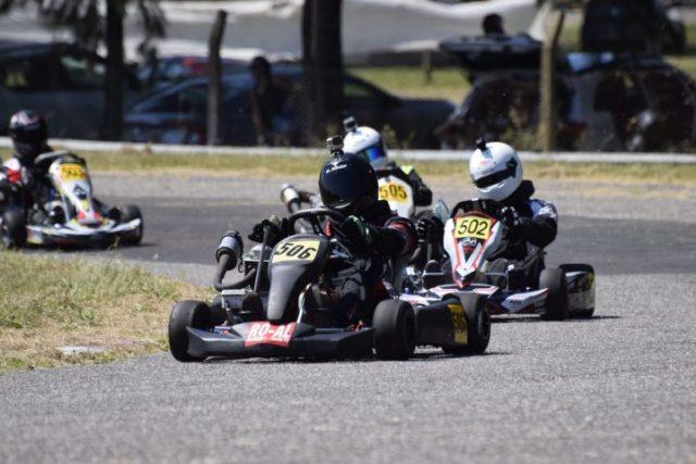 Con muy buena participación arrancó la temporada de los Karting