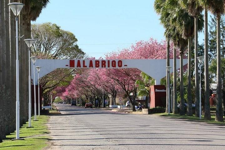 Gobierno de Malabrigo pone en marcha el sistema de desinfección urbana