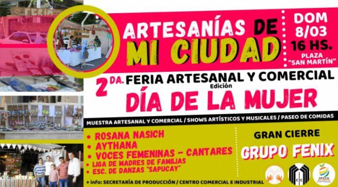 Malabrigo invita a una nueva muestra artesanal y comercial