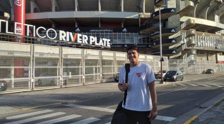 Handball: el reconquistense fue confirmado como nuevo jugador de River Plate
