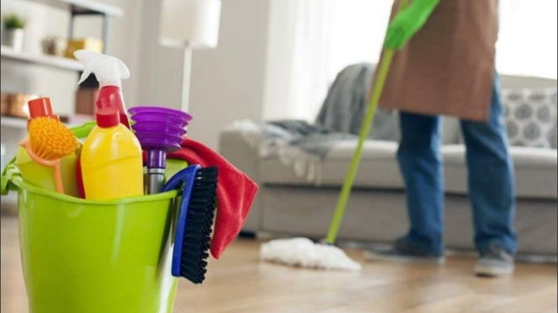 La provincia autorizó las obras privadas de hasta 10 trabajadores y el servicio doméstico