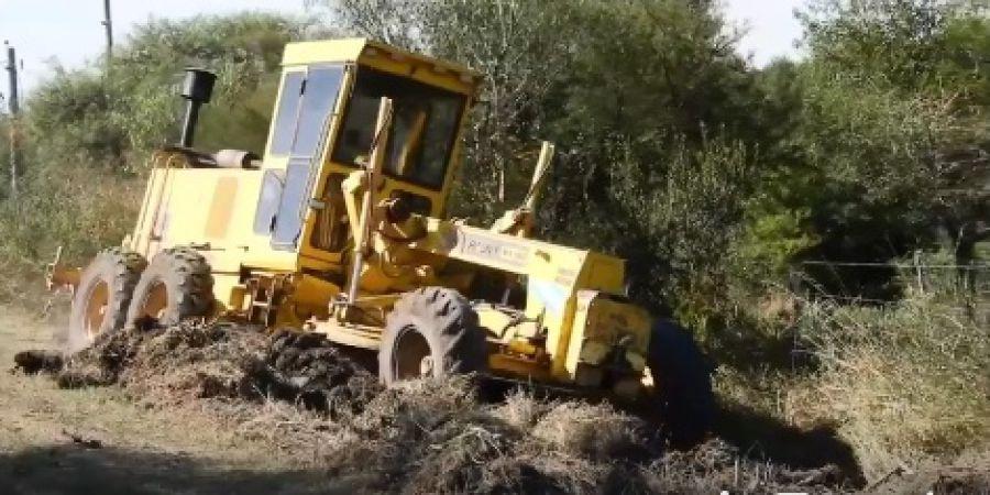 El Municipio de Malabrigo continúa generando mejoras en el sector rural