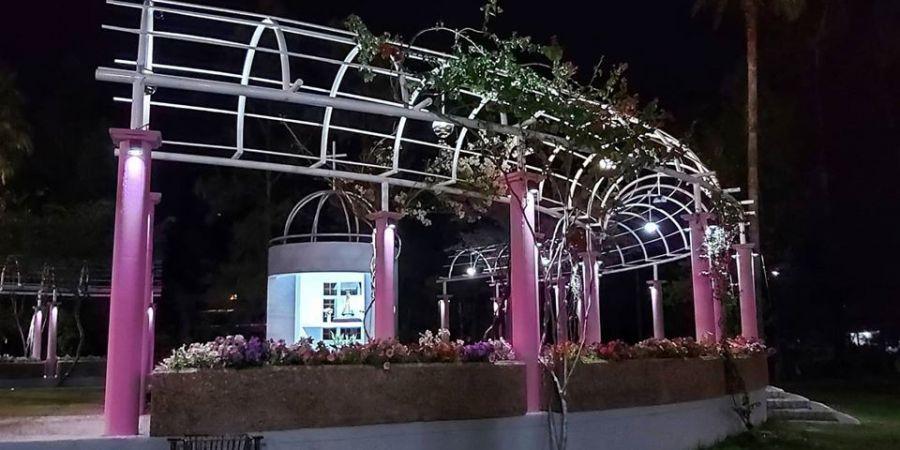 El Gobierno de Malabrigo avanza en la modernización de espacios públicos