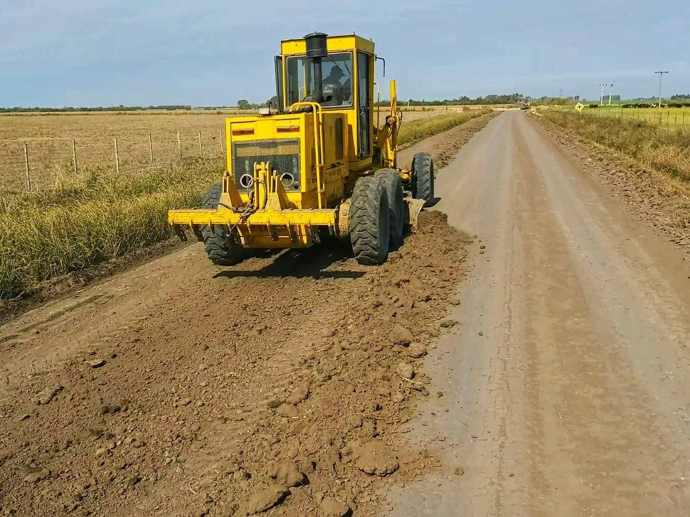 El Gobierno de Malabrigo avanza con servicios públicos en el sector rural