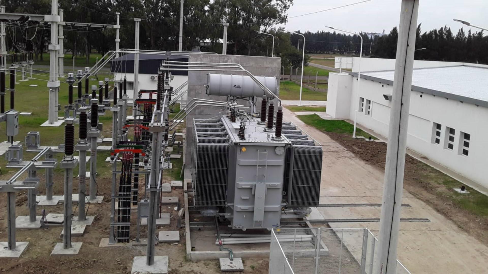 La provincia invirtió mas de 88 millones en una nueva estación transformadora en Avellaneda