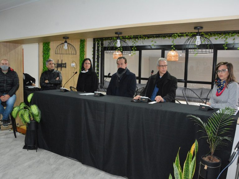 Avellaneda presentó el concurso «Inn Pulsate»