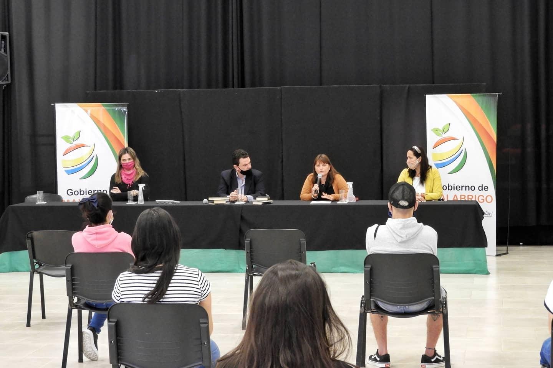 Malabrigo: se entregaron las Becas Municipales 2020