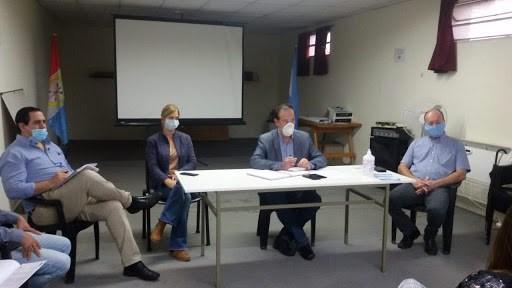 Autoridades políticas y sanitarias del Dpto Obligado decidieron no retroceder de Fase