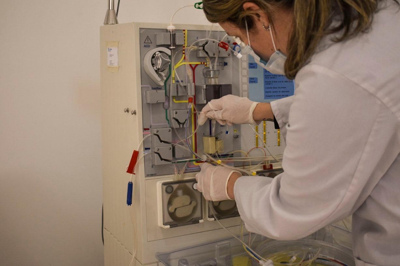 En Santa Fe el tratamiento con plasma para Covid-19 es experimental y gratuito