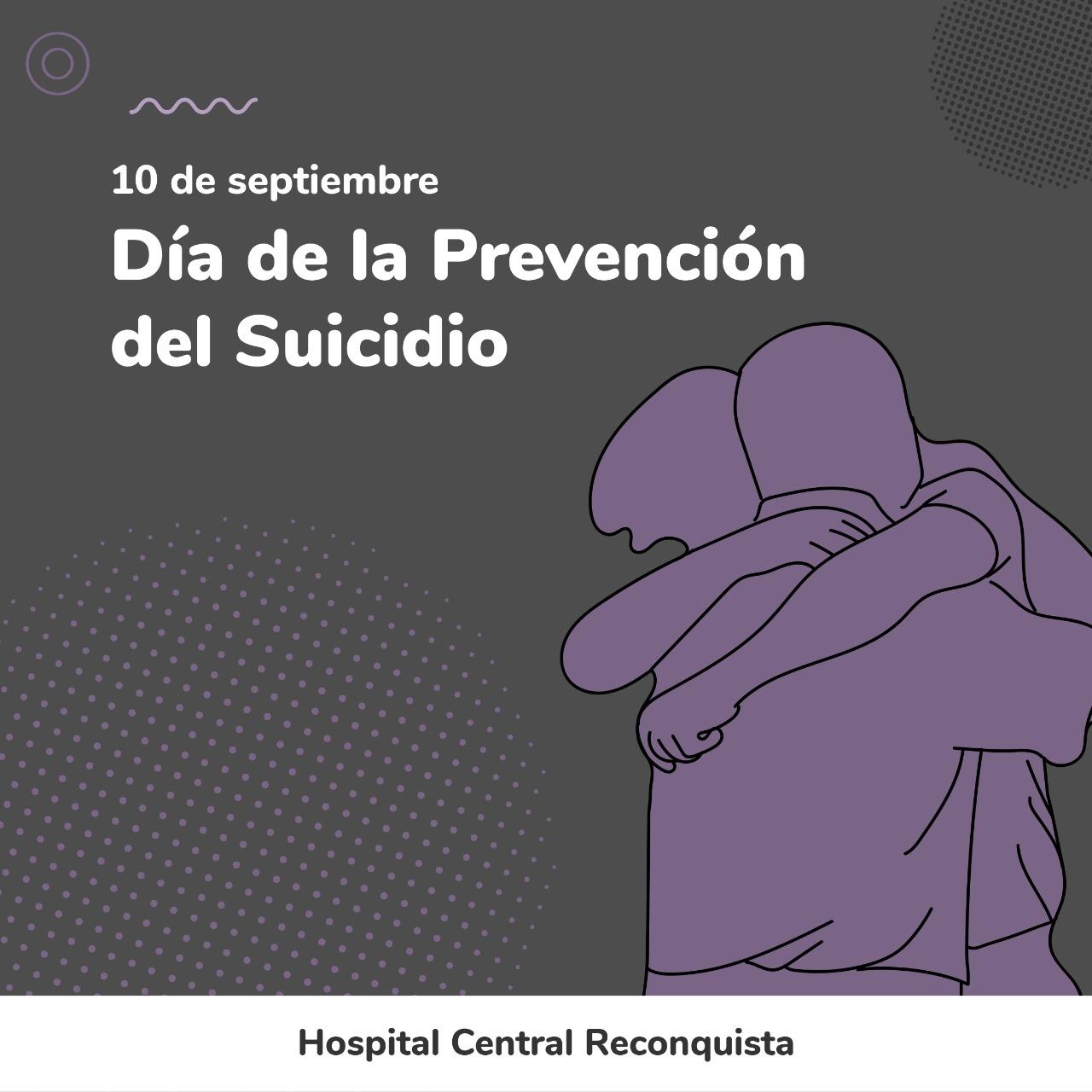 Actividades en el HCR por el Día Internacional para la Prevención del Suicidio