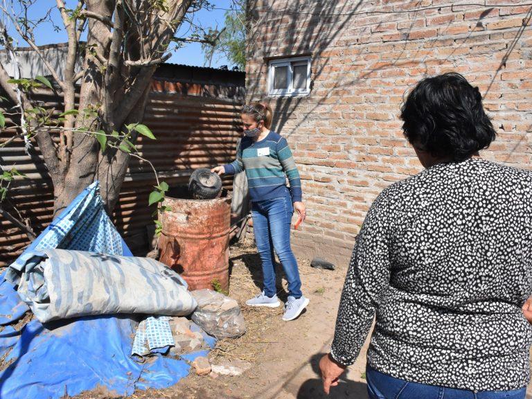 Dengue: continúan reforzando las acciones preventivas