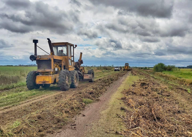 Malabrigo: siguen los trabajos e intervenciones en el sector rural