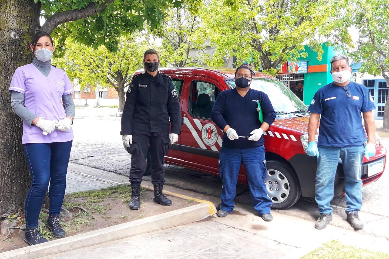 Malabrigo: siguen los controles de La Junta Local de Control de Cuarentena
