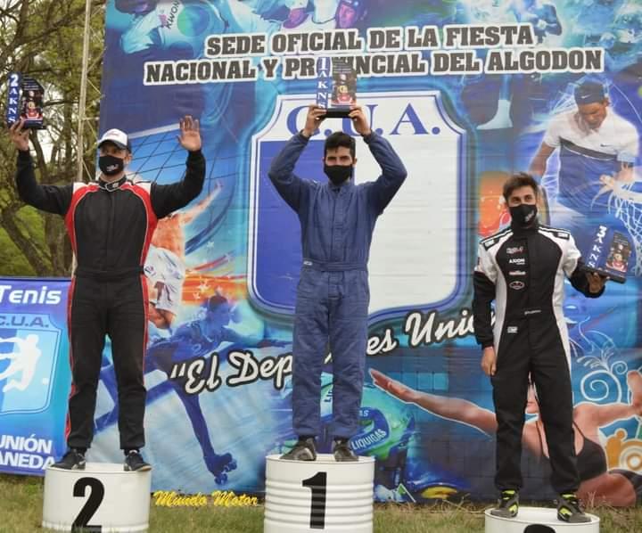 Se corrió la 3ra fecha del Karting del Noreste Santafesino
