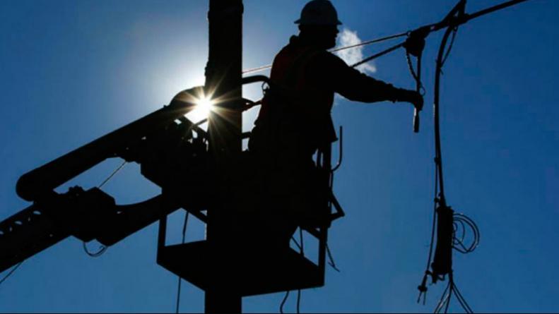 Corte de energía eléctrica en el norte provincial
