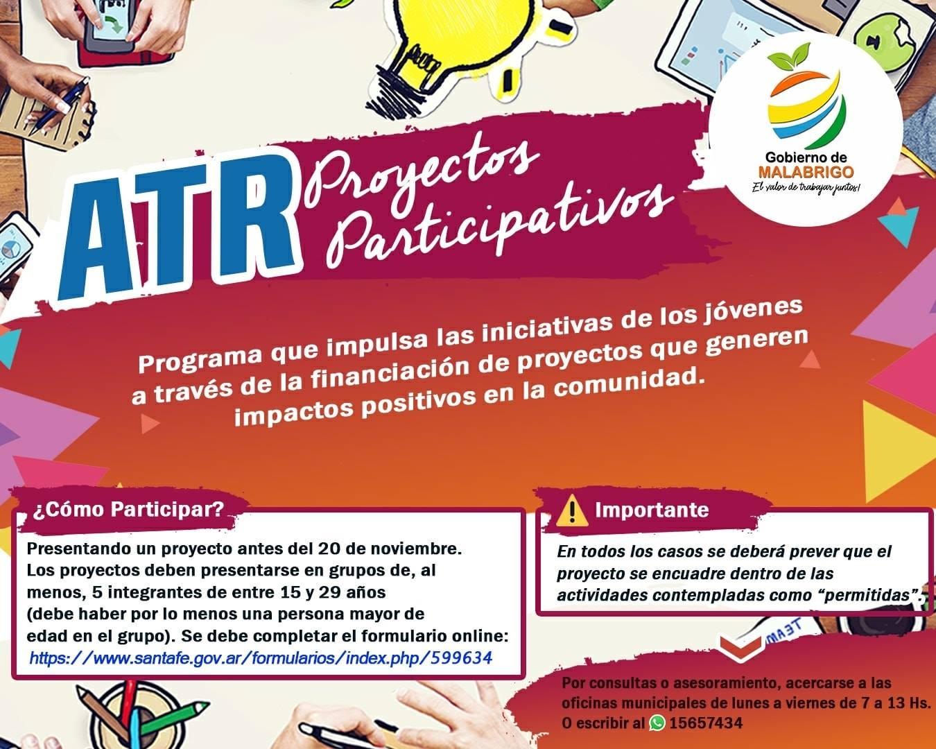 Malabrigo: ATR Proyectos Participativos