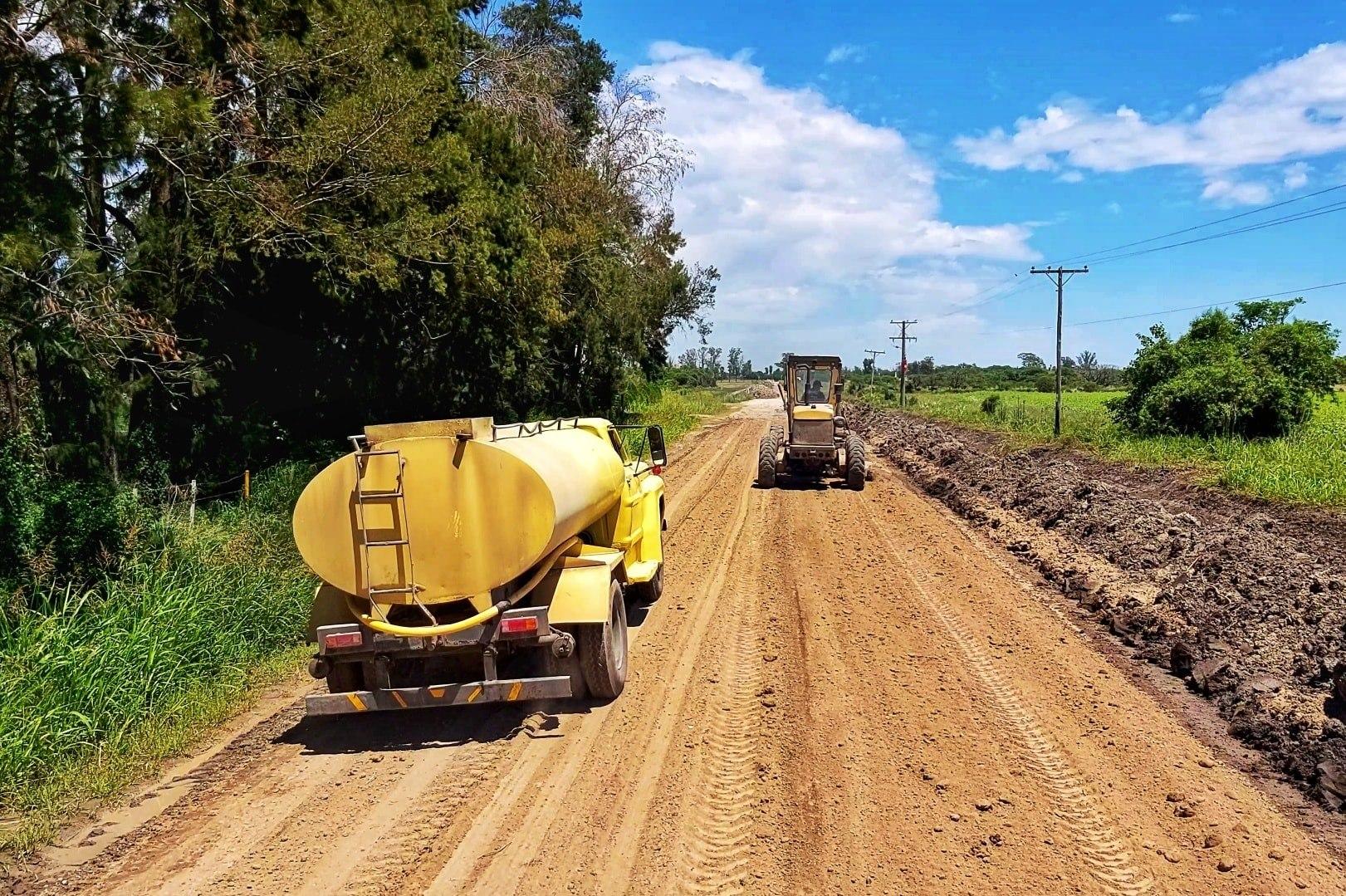 Malabrigo: pavimentación del tramo de Av. Sigel