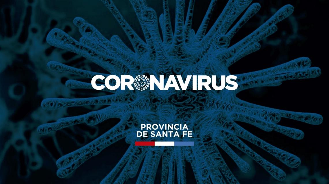 Situación epidemiológica de la provincia de Santa Fe al domingo 8 de noviembre a las 19 h
