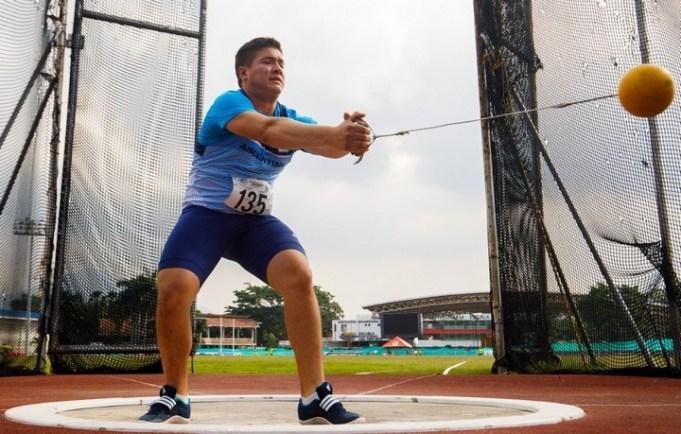 Atletas federados de la región desarrollarán sus pruebas de control de rendimiento