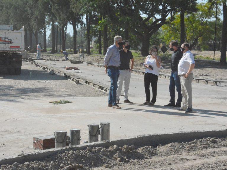 Continua del Plan de Pavimento en Bº Don Pedro