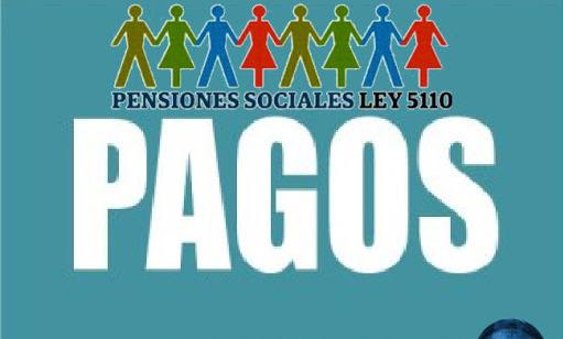 Cronograma de pago complementario de las Pensiones Sociales Ley 5110