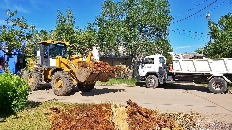 Malabrigo: continúa el programa de Limpieza y Descacharrado permanente