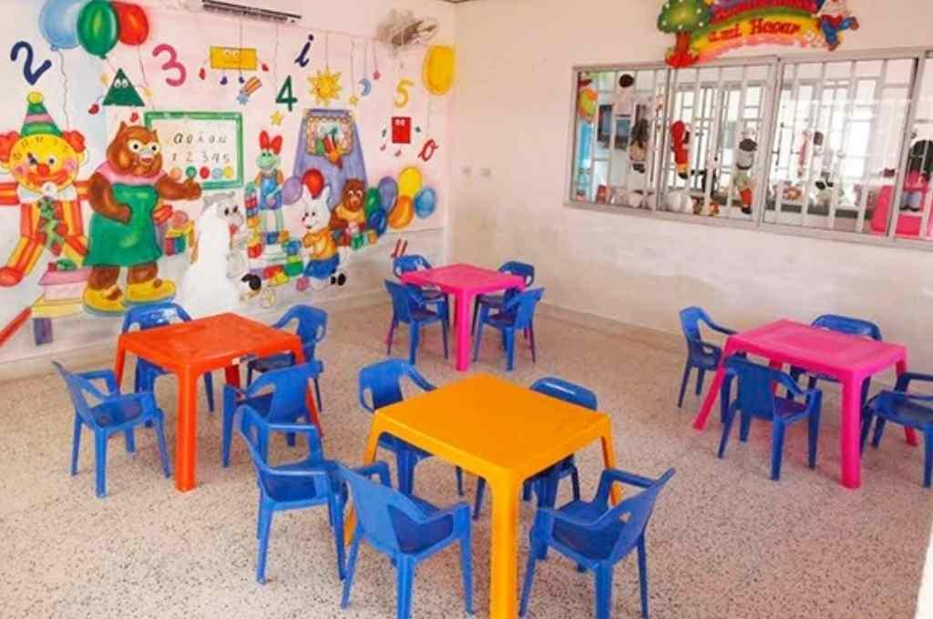 Comienzan las obras en 13 centros de Primera Infancia de la provincia