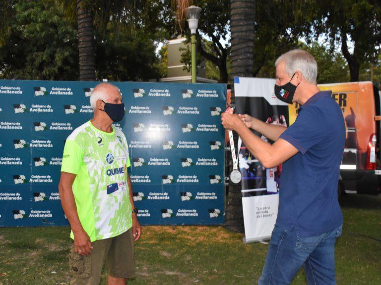 Cierre y entrega de premios de la Carrera Virtual
