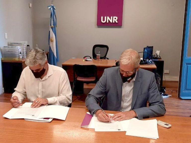 CONVENIO DE COOPERACIÓN ENTRE LA UNIVERSIDAD NACIONAL DE ROSARIO Y LA CIUDAD DE AVELLANEDA.