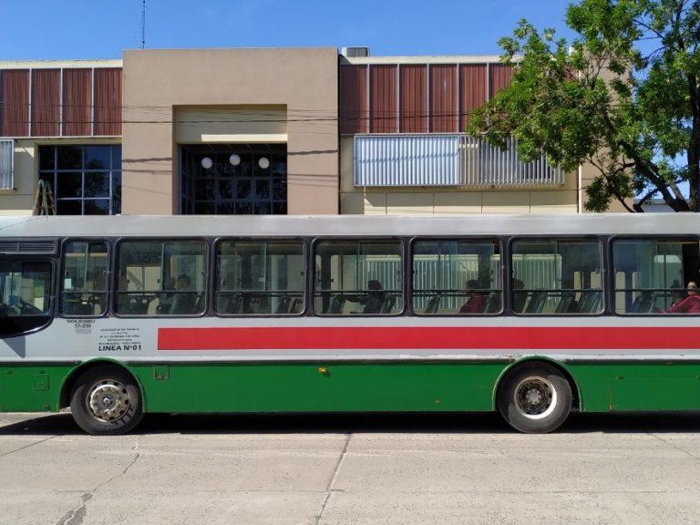 Transporte público de pasajeros: nuevos horarios