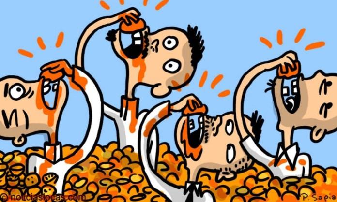 Comen 30 kilos de naranjas para evitar pagar el recargo en la aerolínea