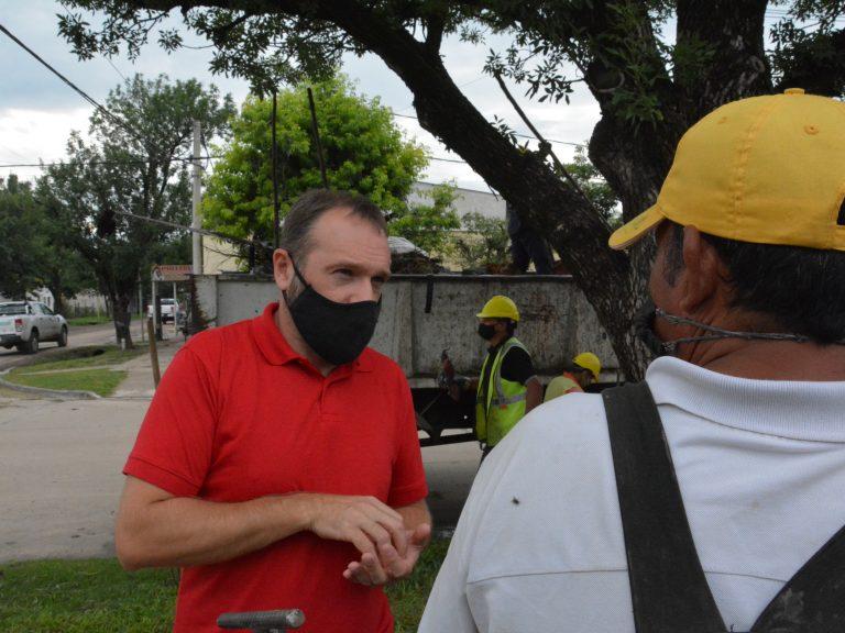 Prevención del Dengue: continúan los operativos de descacharrado y visitas domiciliarias