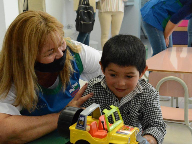 Inscripciones al Centro de Cuidados Infantiles de B° Belgrano o Don Pedro