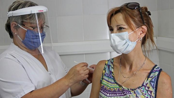 La provincia de Santa Fe abrió el registro de vacunación