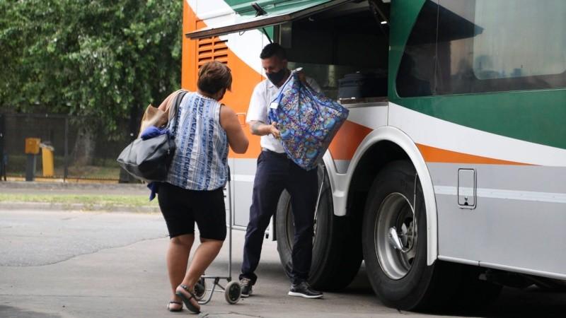 Desde este lunes todos los servicios de transporte de pasajeros con jurisdicción provincial deben reanudarse