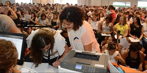 Continúa el concurso de titularización de cargos y horas cátedra de Educación Secundaria