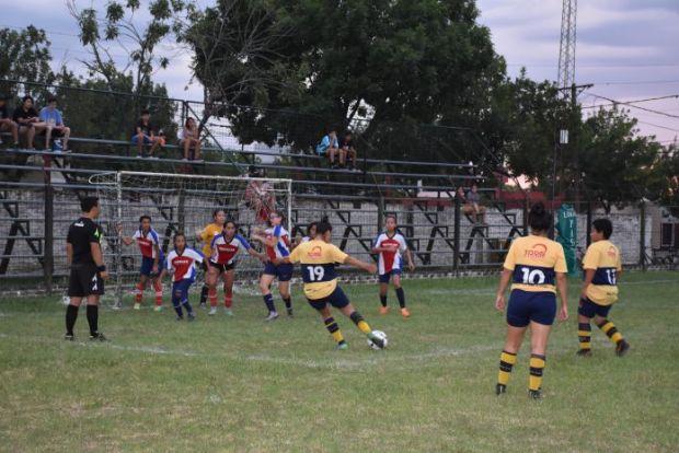 Mes de la Mujer: comienza el torneo de fútbol femenino en el Club Bº Norte