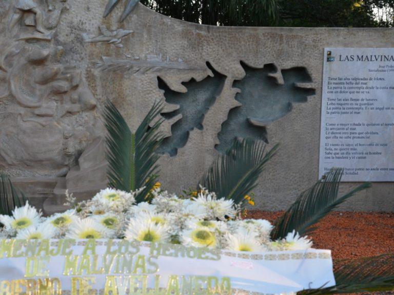 Avellaneda recordará el Día del Veterano y los Caídos en Malvinas