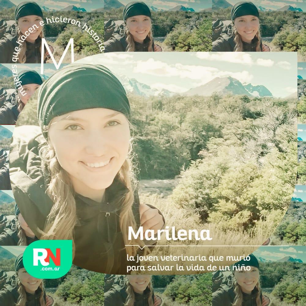 Mujeres que hacen e hicieron historia: Marilena Bossio