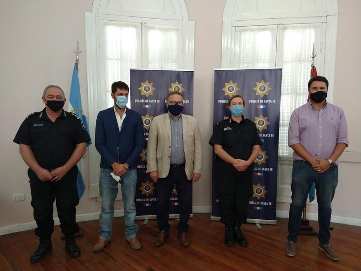 Asumió el nuevo titular de la Unidad Regional IX de Policía