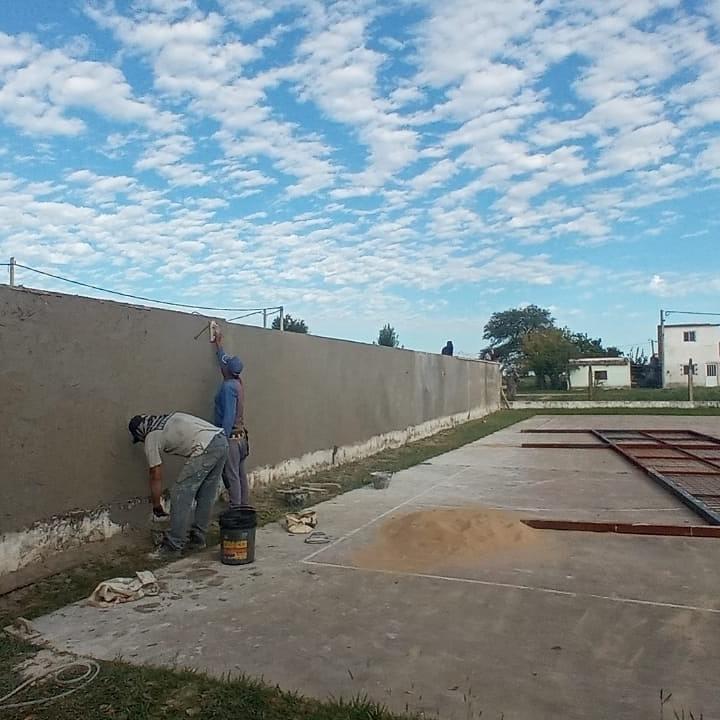 Obras Públicas: Centro Integrador Comunitario (CIC)