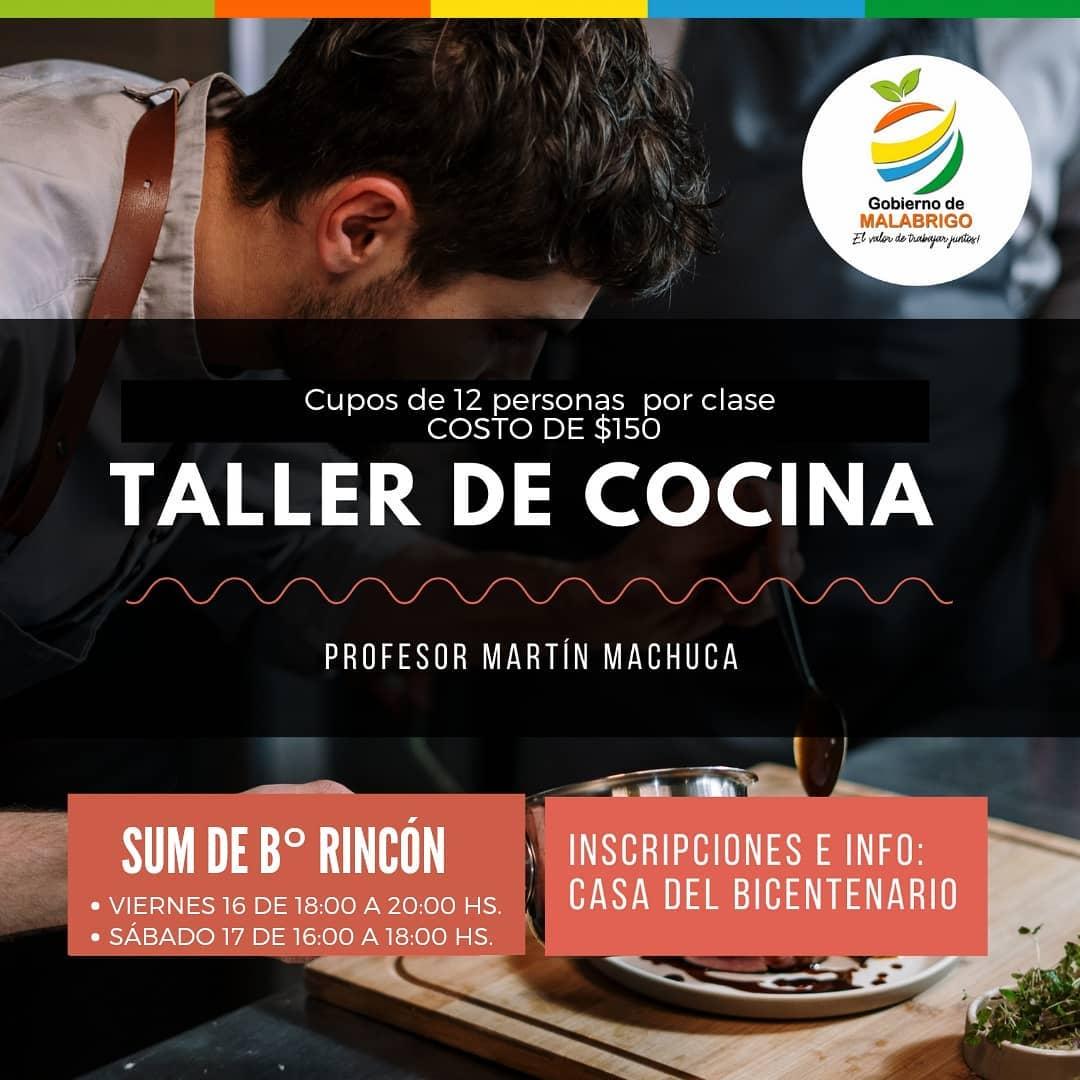 Malabrigo: Taller de Cocina