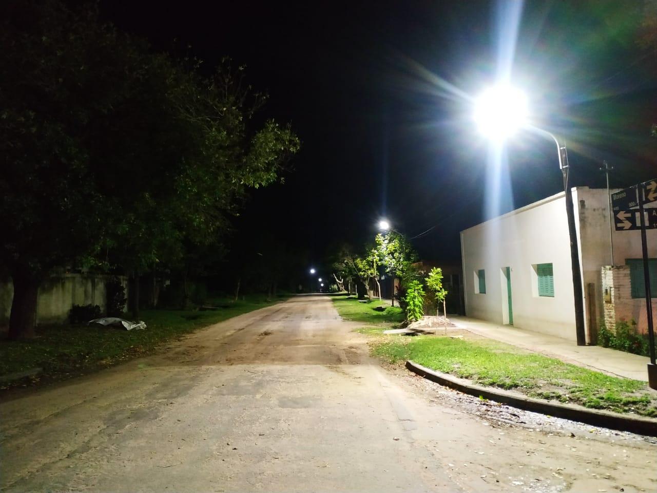 Romang: Programa de Iluminación Urbana